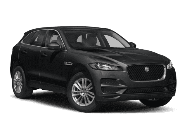 New 2018 Jaguar F-PACE 25t Prestige With Navigation