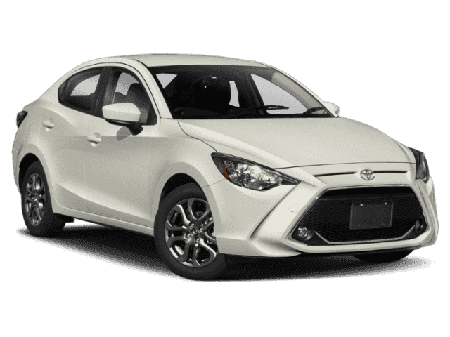 New 2019 Toyota YARIS Sedan 4Dr.Sedan LE 6AT