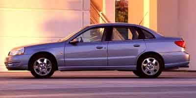 Pre-Owned 2003 SATURN LSERIES L200 SEDAN