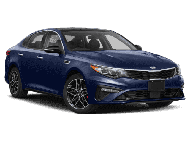 New 2020 Kia Optima SX With Navigation