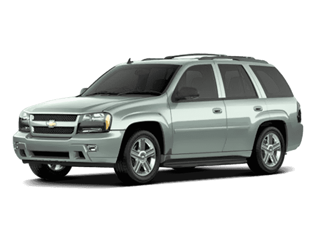 Pre-Owned 2009 Chevrolet TrailBlazer LT W/1LT
