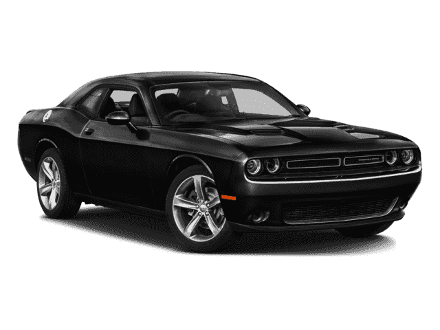 New 2017 Dodge Challenger Sxt Blacktop Leather Sunroof