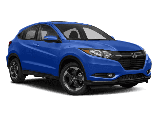New 2018 Honda HR-V EX AWD EX 4dr Crossover in Lewiston #H9923 ...