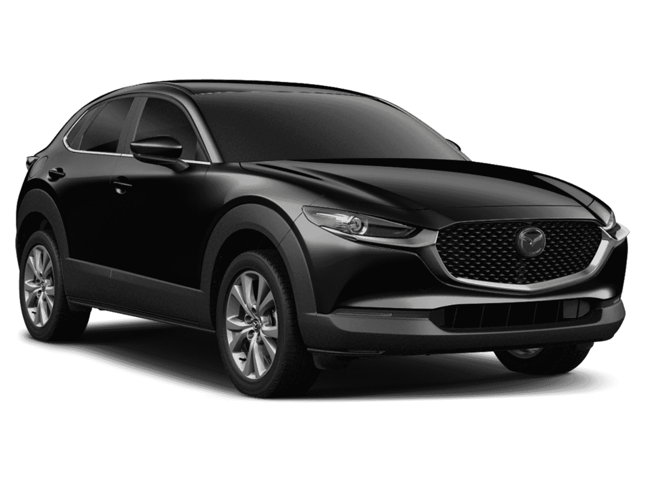 "2020 Mazda<br/><span class=""vdp-trim"">CX-30 Select Package AWD Sport Utility</span>"