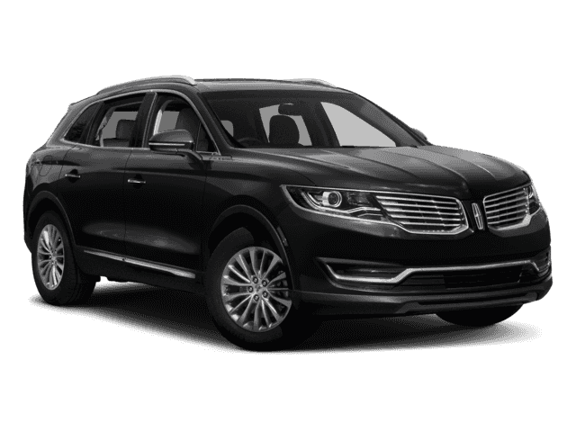 New 2018 Lincoln MKX Select