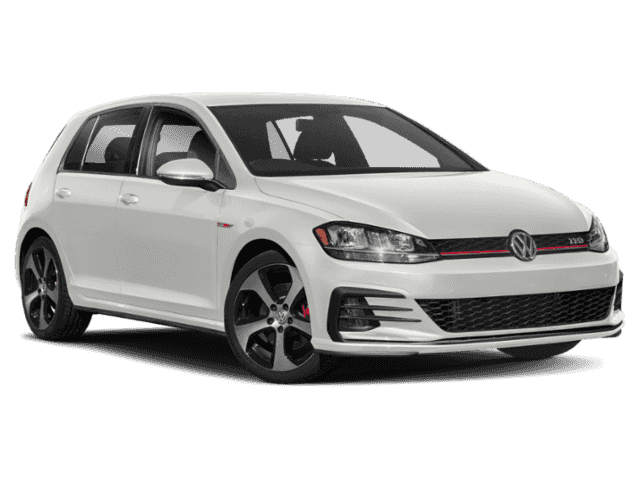 New 2020 Volkswagen Golf GTI S Front Wheel Drive Hatchback
