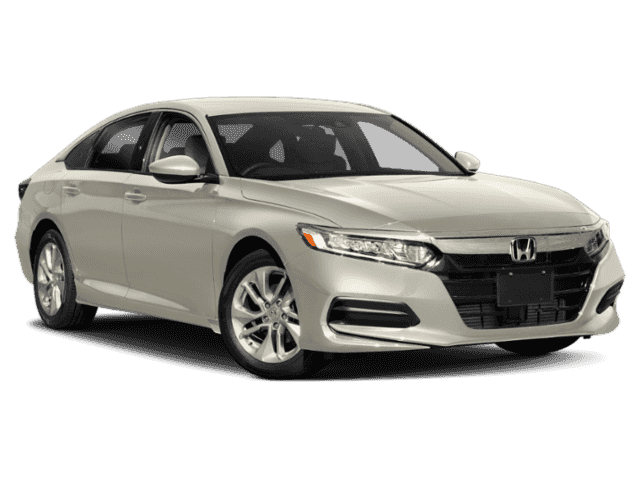 2018 Honda Accord Sedan >> New 2018 Honda Accord Lx 1 5t Cvt Fwd 4dr Car