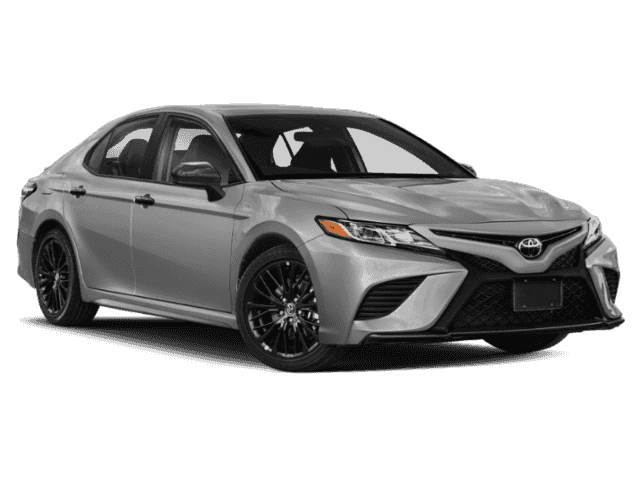 New 2020 Toyota Camry SE Four-Door Sedan