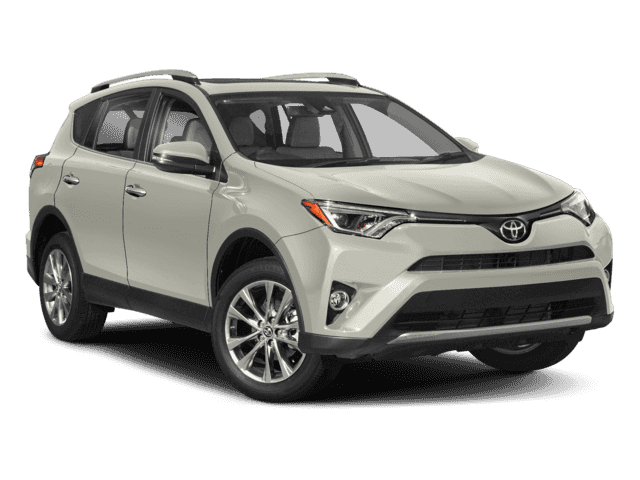 New 2018 Toyota RAV4 Limited 4 Door  AWD