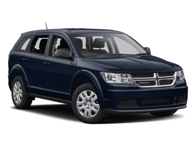 New 2018 Dodge Journey SE FWD 4D Sport Utility