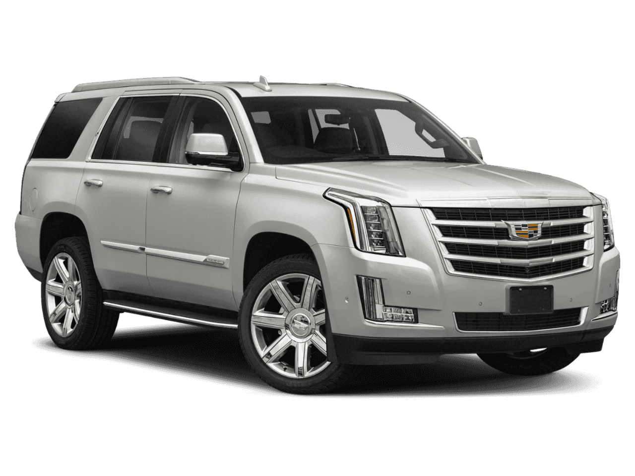 "New 2020 Cadillac<br /><span class=""vdp-trim"">Escalade Premium Luxury 4WD Sport Utility</span>"