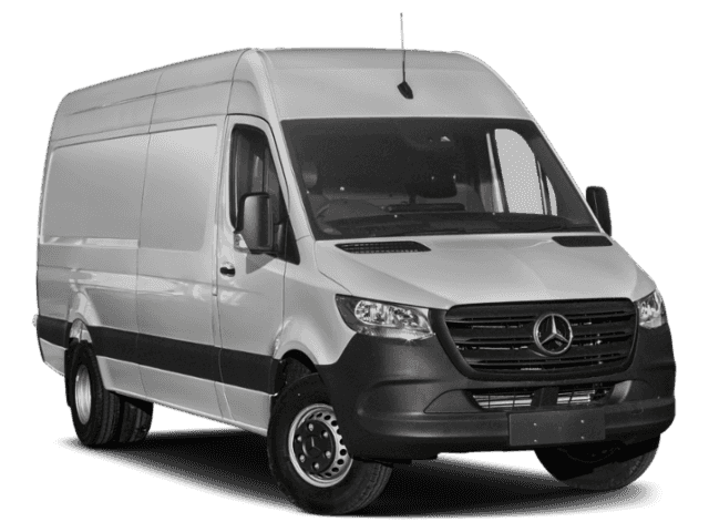 New 2019 Mercedes-Benz Sprinter 3500XD High Roof 170