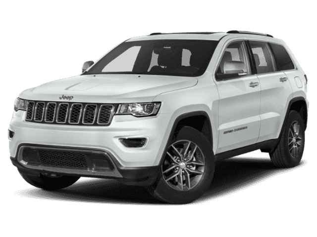 New 2020 JEEP Grand Cherokee Limited 4WD