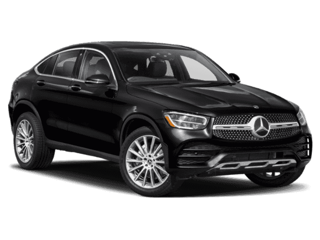 New 2020 Mercedes-Benz GLC GLC 300 Coupe