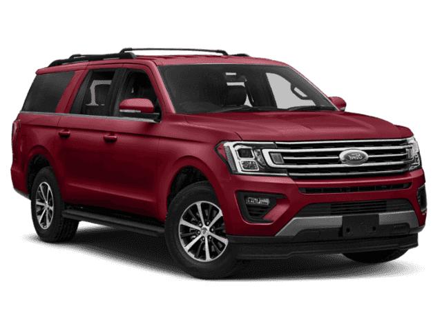 New 2019 Ford Expedition Platinum MAX