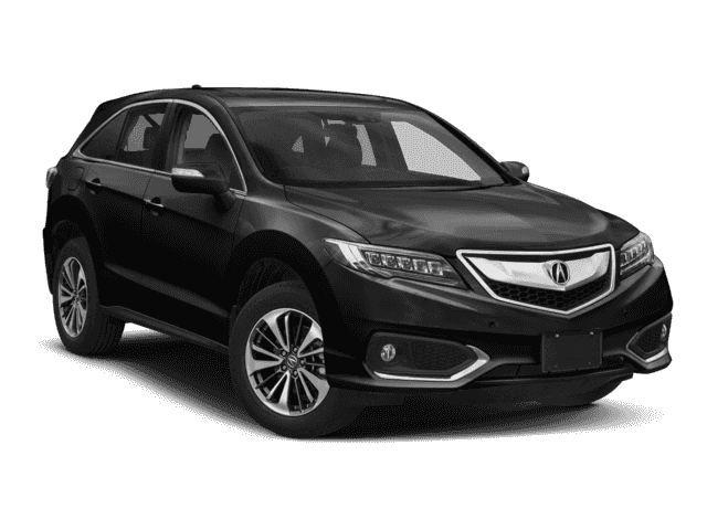 New 2018 Acura RDX Elite at With Navigation & AWD
