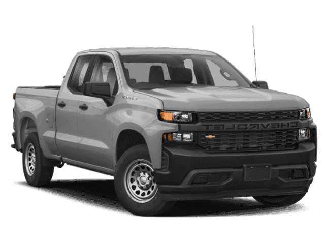 New 2020 Chevrolet Silverado 1500 4WD Double Cab 147 Custom
