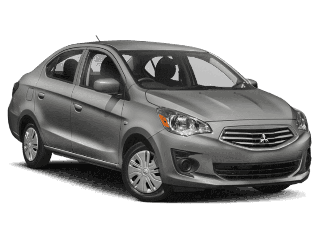 New 2019 Mitsubishi Mirage G4 ES CVT