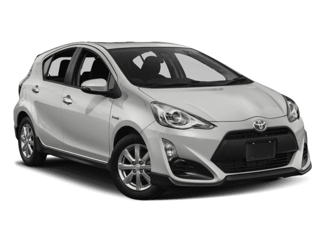 New 2017 Toyota Prius c One FWD 5D Hatchback