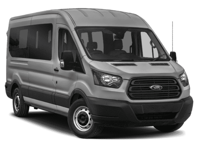 New 2019 Ford Transit Passenger Wagon T-350 148 MED ROOF XL SL