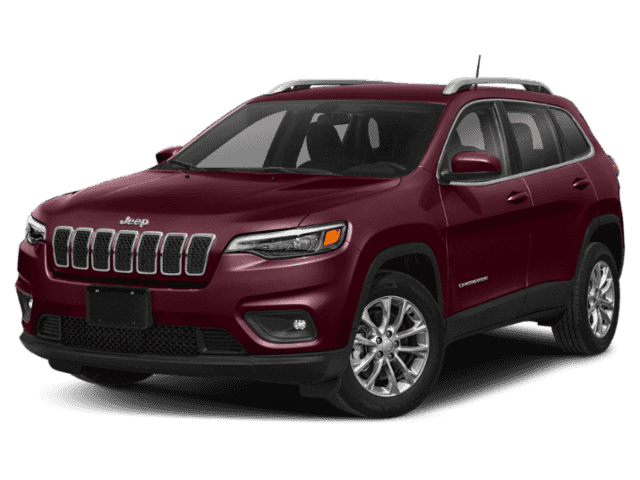 New 2020 JEEP Cherokee Limited With Navigation