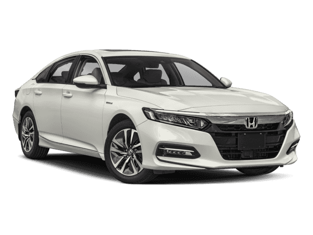 New 2018 Honda Accord Hybrid HYB EX-L