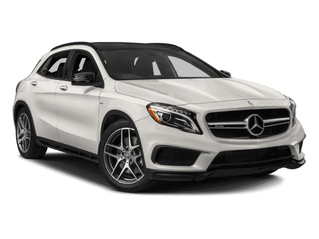 New 2017 Mercedes-Benz GLA AMG® GLA 45 SUV