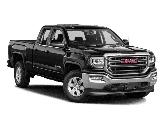 Certified Pre-Owned 2017 GMC Sierra 1500 SLE 4WD