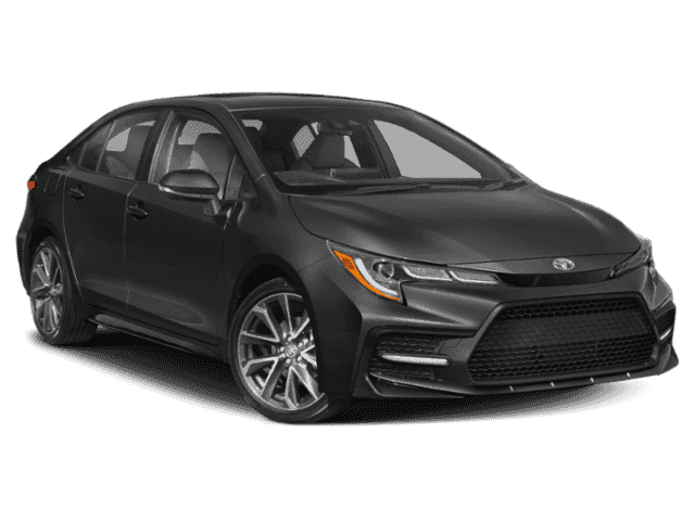 Stock #: 38995 Black Sand Pearl 2020 Toyota Corolla XSE 4D Sedan in Milwaukee, Wisconsin 53209