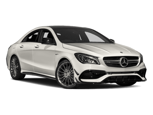 New 2018 mercedes benz cla amg cla 45 coupe coupe in for Mercedes benz cla 350