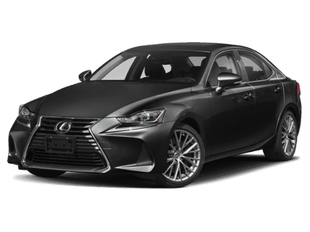 New 2020 Lexus IS IS 300