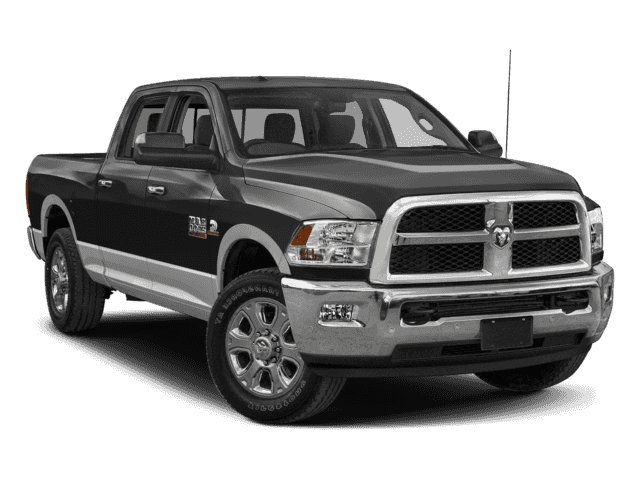NEW 2018 RAM 2500 BIG HORN 4WD