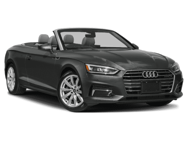New 2019 Audi A5 Cabriolet Technik