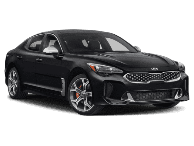 New 2018 Kia Stinger Premium