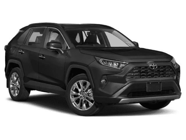 Stock #: 38159 Black 2019 Toyota RAV4 Limited 4D Sport Utility in Milwaukee, Wisconsin 53209