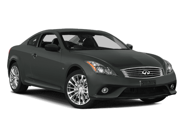 Pre-Owned 2014 INFINITI Q60 Base AWD 2D Coupe