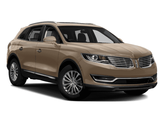 New Lincoln MKX Select