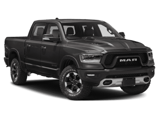 New 2021 Ram 1500 Rebel Night Edition Crew Cab | Leather | Sunroof | Navigation |