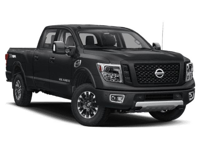 New 2019 Nissan Titan XD PRO-4X Diesel 4dr 4x4 Crew Cab 6.6 ft. box 151.6 in. WB