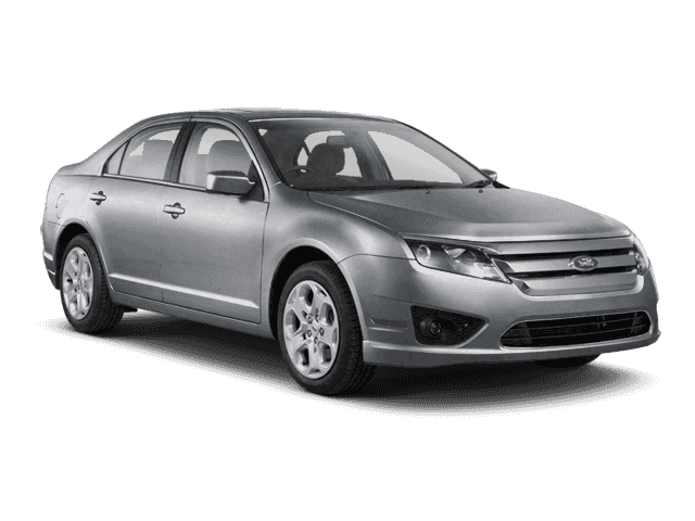 Pre-Owned 2012 FORD FUSION SEL Sedan