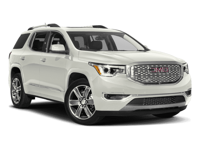 New 2018 GMC Acadia Denali AWD