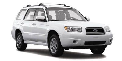 Pre-Owned 2007 SUBARU FORESTER X SPORT UT