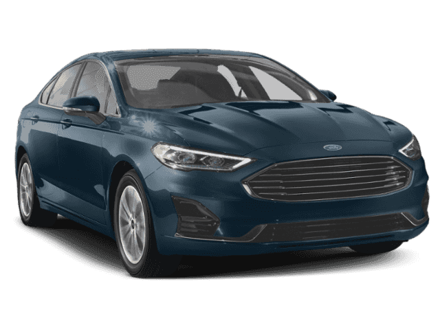 New 2019 Ford Fusion Sport