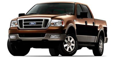 Pre-Owned 2005 FORD F150 XLT Pickup