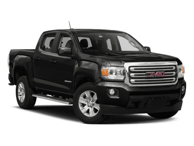 New 2018 GMC Canyon 2WD SLE Crew Cab Pickup in Kennesaw ...