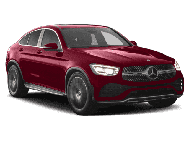 New 2020 Mercedes Benz Glc 300 4matic Coupe