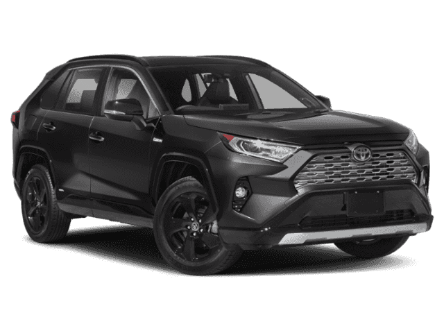 Stock #: 38078 Gray 2019 Toyota RAV4 Hybrid XSE 4D Sport Utility in Milwaukee, Wisconsin 53209