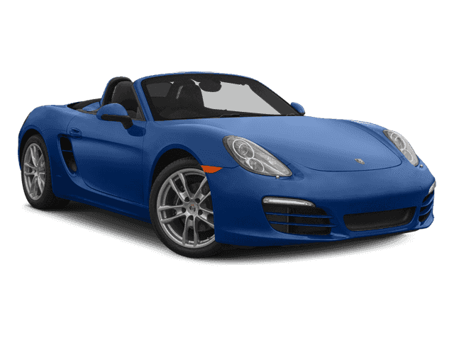 Pre-Owned 2014 Porsche Boxster Base