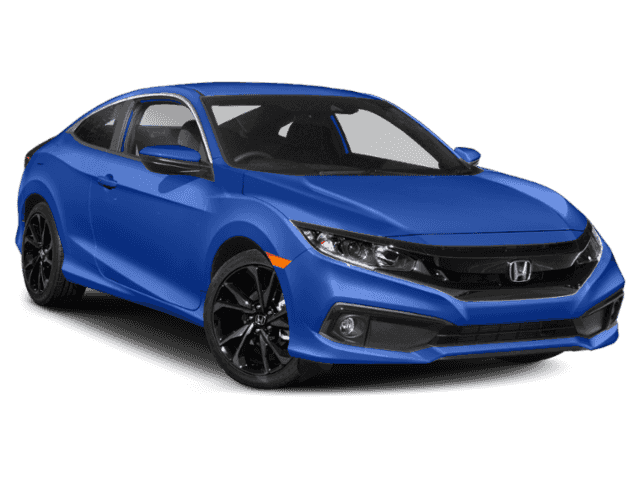 New 2019 Honda Civic Coupe Sport Manual