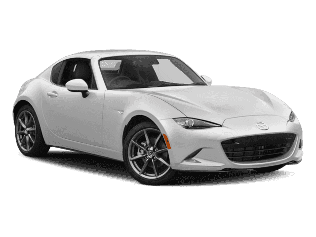 New 2018 Mazda Miata RF Grand Touring